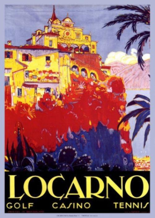 Poster for Locarno
