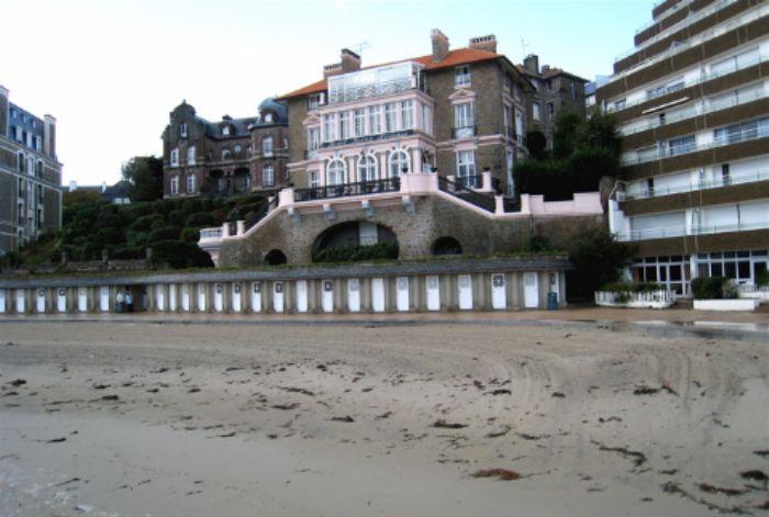Villa Reine Hortense-our hotel