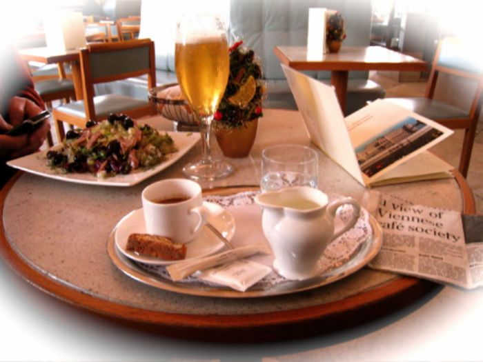 Café life - Viennese style