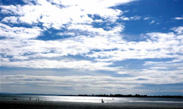 Big sky - West Wittering