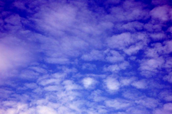 Head in the clouds...