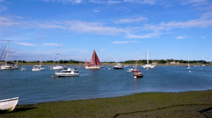 Red sails - Itchenor
