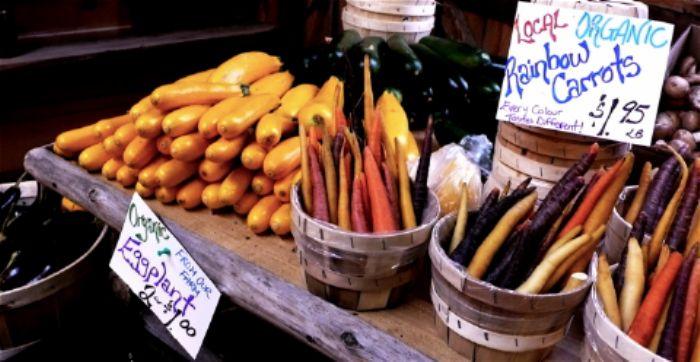 A cornucopia of carrots et al ...