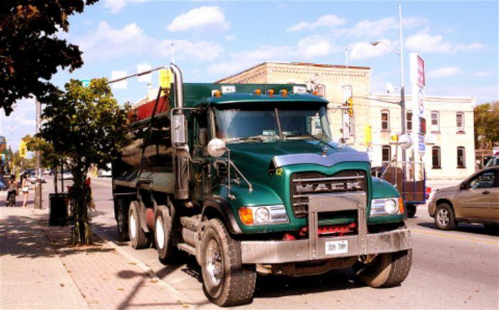 Keep on trucking ...