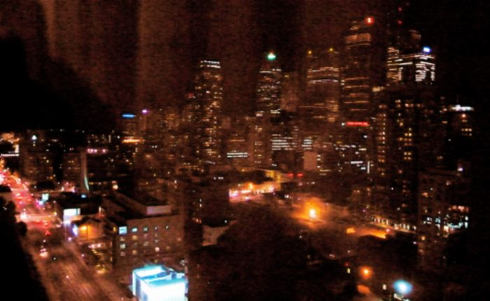 View from the Grand Hotel, Toronto
