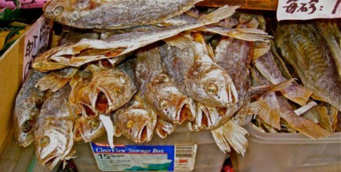 Croaker fish  -  Chinatown