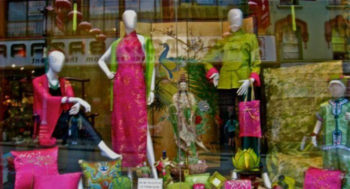 A la mode - Chinatown