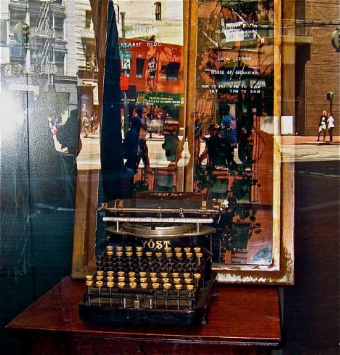 I remember these machines ... !