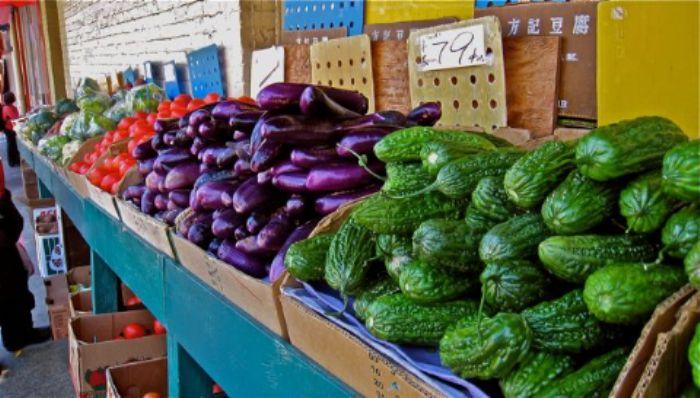 Vegetarian heaven ...