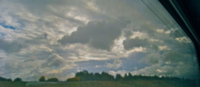 Northern skies ...