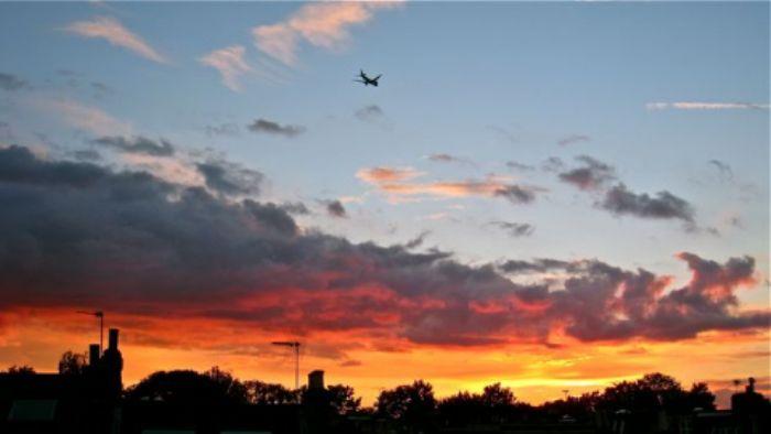 October sky - Barnes