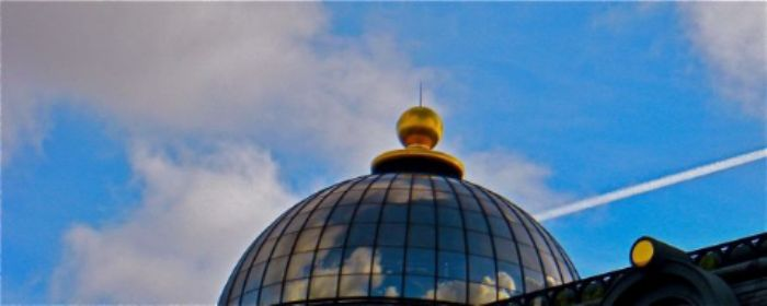 Top of the dome