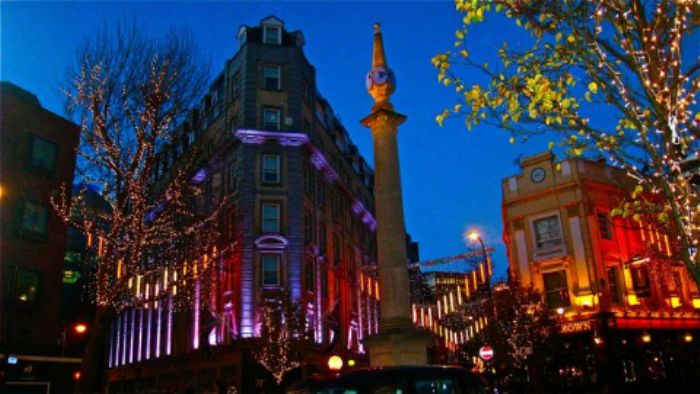 Christmas at Seven Dials ... not to be missed ...
