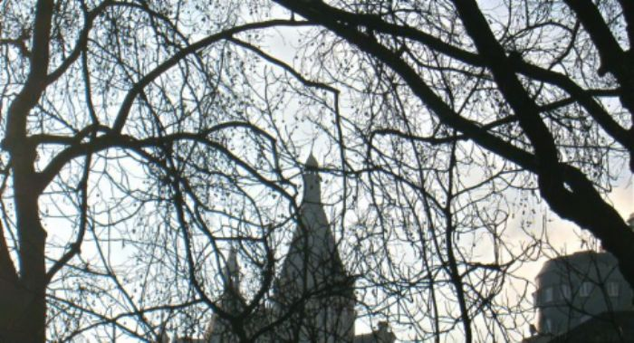 Fairy castle - Embankment