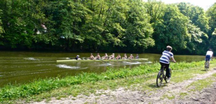 Rowing at Bryanston