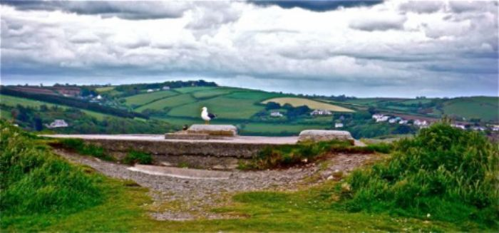 King of the castle - Burgh Island