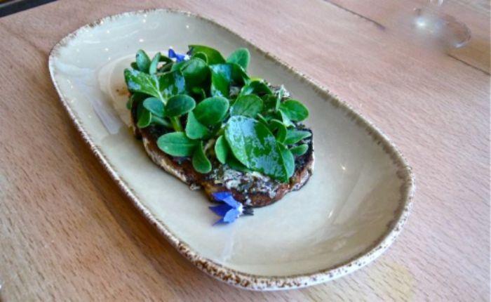 The Grain Store  -  a delicious dish