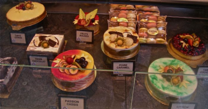 Gâteaux  - Rive Gauche