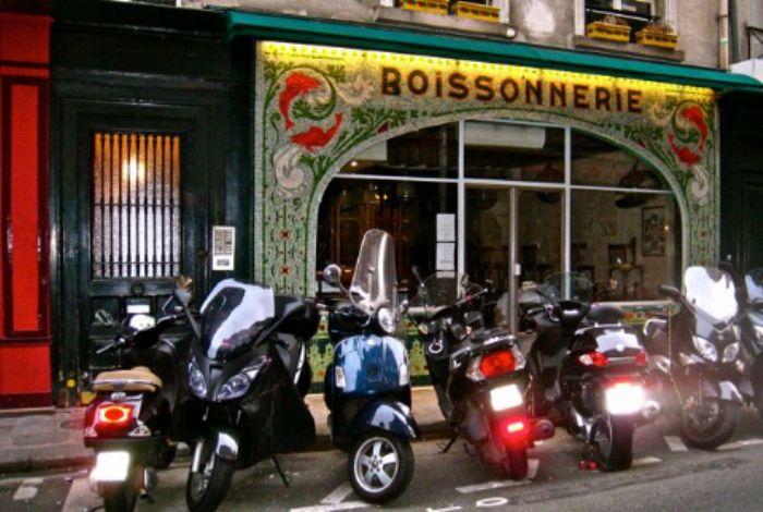 La Boissonerie, rue de Seine