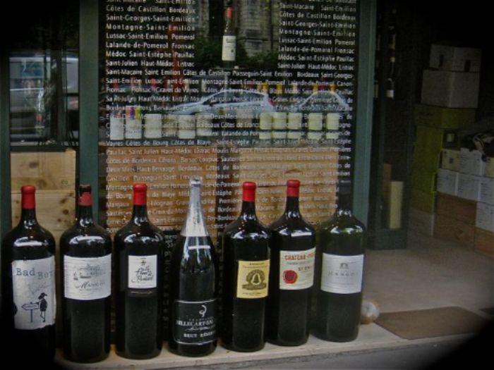 Les vins de France  ...