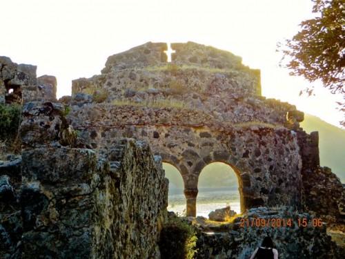 A spiritual place - Gemiler Island