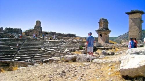 Xanthos - Monument man