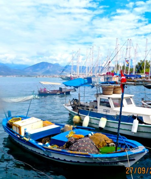 Fethiye - on the waterfront 1