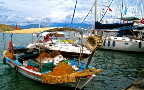 Fethiye - on the waterfront 2