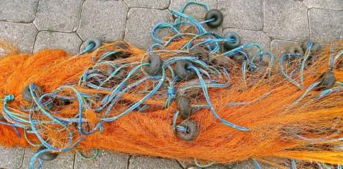 Fethiye - fishing net