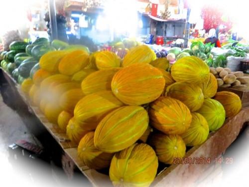 Fethiye - fruitmarket