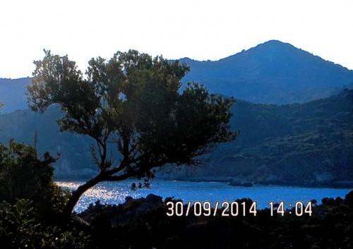 Loryma - a romantic view!