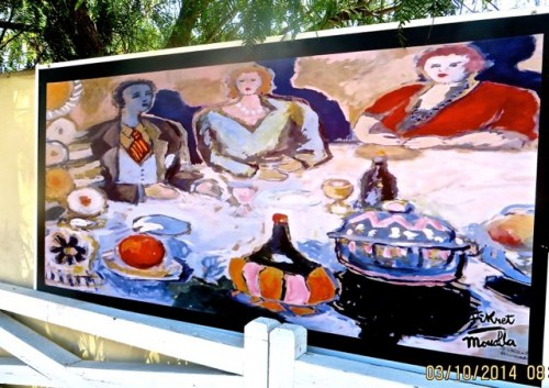 Bodrum - restaurant poster 2