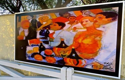 Bodrum - restaurant poster 3