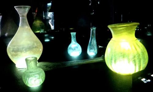 Bodrum - glass museum 1