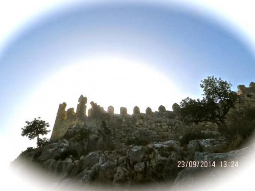 Castle of ancient Simena
