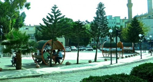 Demre - meeting place