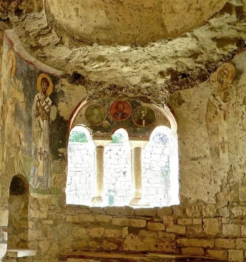 St Nicholas church frescoes 1