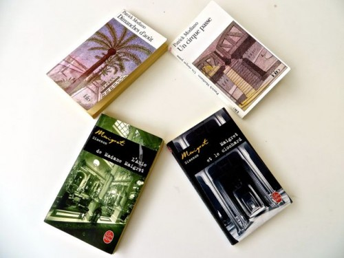 'Maigret' and Modiano