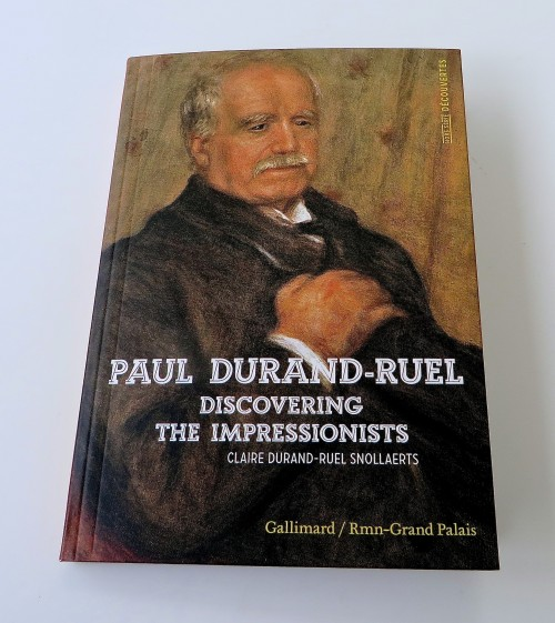 Paul Durand-Ruel who discovered and promoted the Impressionists