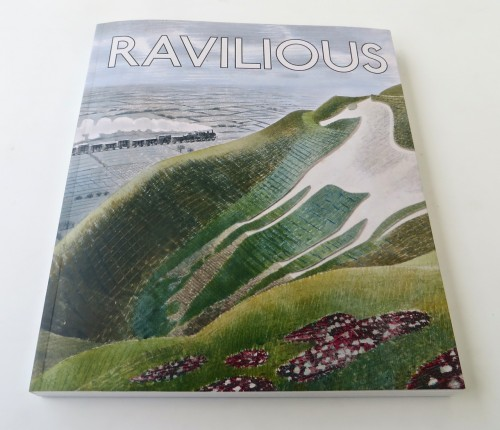 Ravilious - catalogue cover