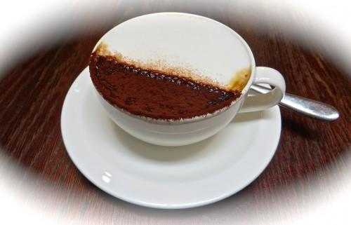 A perfect cappuccino !