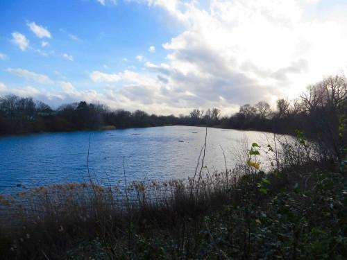 Barnes - Leg O' Mutton reservoir