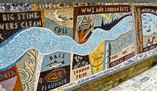 Queenhithe Mosaic 5