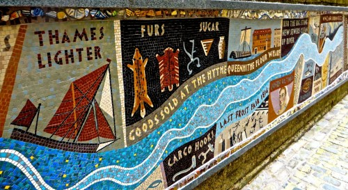 Queenhithe Mosaic 4