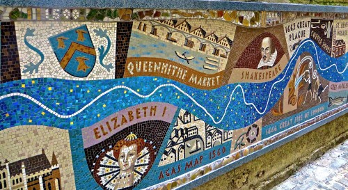 Queenhithe Mosaic 3