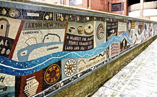 Queenhithe Mosaic 1