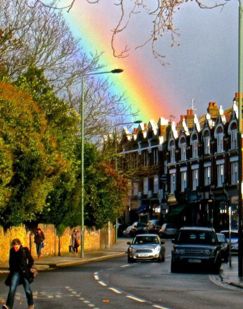 rainbow Barnes