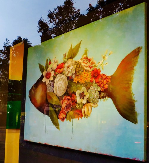 Chelsea fish ...