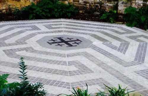 St. Olave's churchyard 1