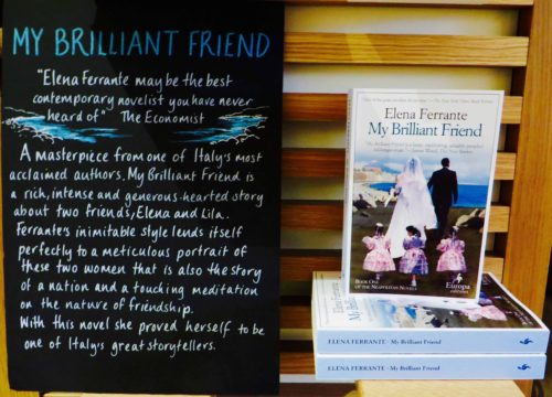 Book 1 - My Brilliant Friend